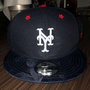 NY METS NEW ERA SNAPBACK HAT Baseball